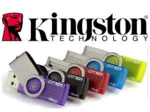 Pendrives Kingston